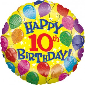 10th-Birthday-Balloon